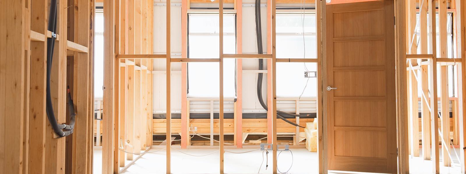 pre-wire your Home