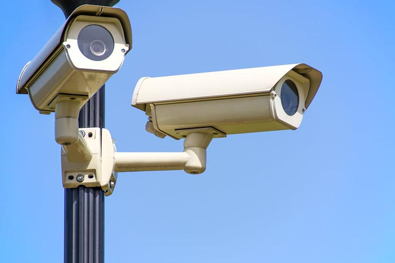Commercial Security Cameras by Sure Site