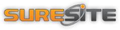 Sure Site Logo