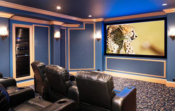 Home Theater Installations in Virginia