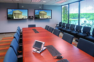 Whole Office Audio/Video Media System