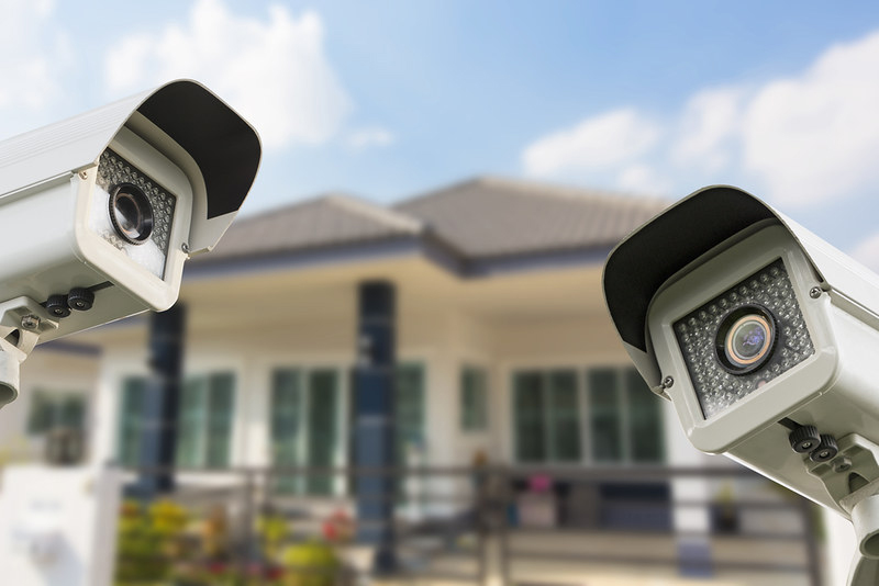 How to use your residential security cameras