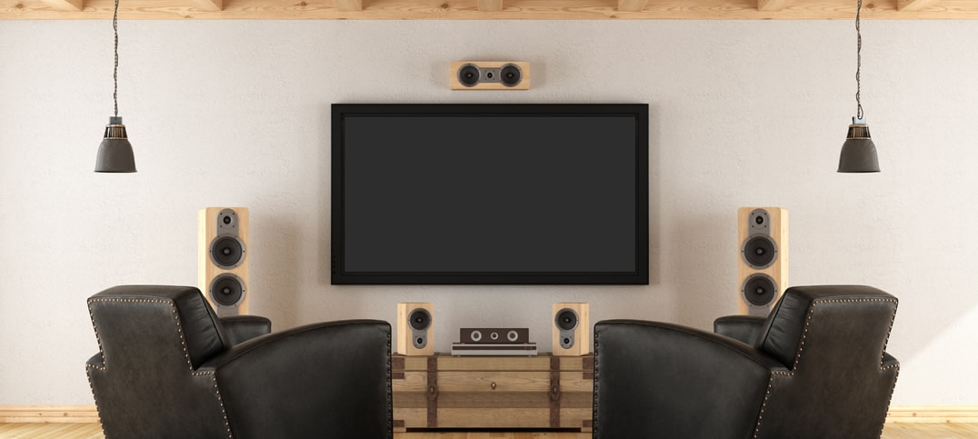 Surround Sound & Home Theater Installations