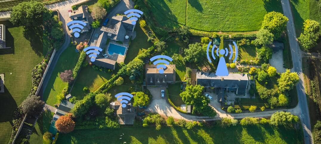 Whole Property Wifi